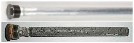 Anode Rod Corrosion