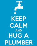 National Hug a Plumber Day