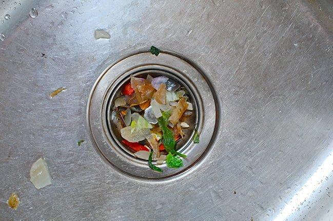 full garbage disposal