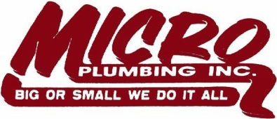 micro plumbing logo